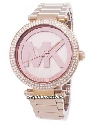 Michael Kors Parker Crystals MK5865 Women's Watch