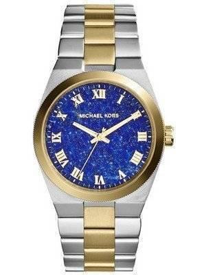 Michael Kors Channing Blue Lapis Dial MK5893 Women's Watch