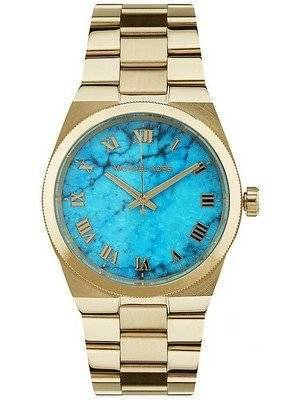 Michael Kors Channing Turquoise Dial MK5894 Women's Watch