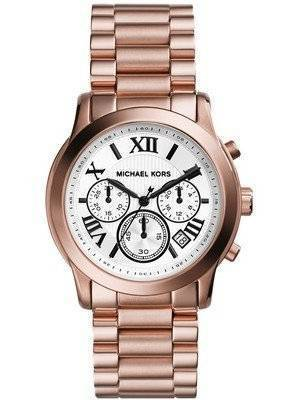 Michael Kors Cooper Chronograph Rose Gold-Tone MK5929 Women's Watch