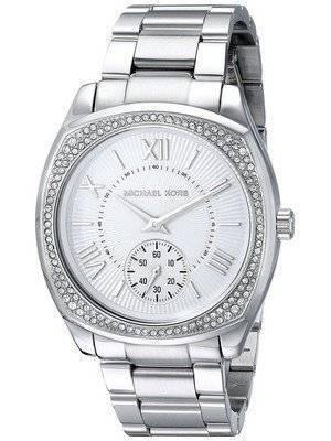 Michael Kors Bryn Silver Dial MK6133 Women's Watch