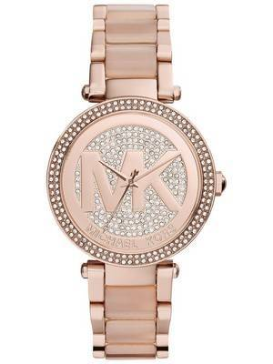 Michael Kors Parker Crystal Pave MK6176 Women's Watch