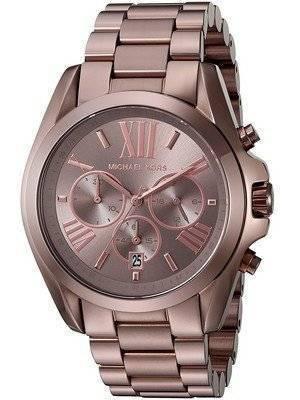 Michael Kors Oversized Bradshaw Chronograph Quartz MK6247 Unisex Watch