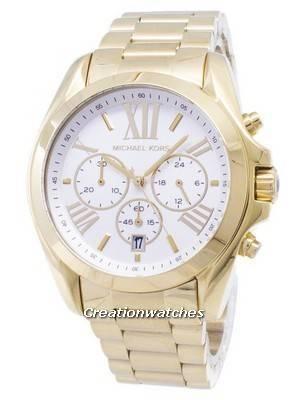 Michael Kors Oversize Bradshaw Quartz Chronograph MK6266 Unisex Watch