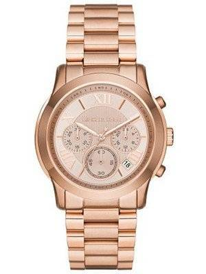 Michael Kors Cooper Rose Gold Chronograph MK6275 Women's Watch