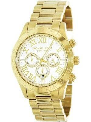 Michael Kors Layton Chronograph Gold Tone MK8214 Men's Watch