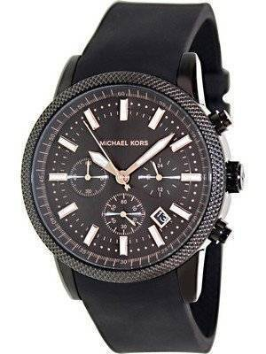 Michael Kors Scout Chronograph Black Dial MK8317 Men's Watch