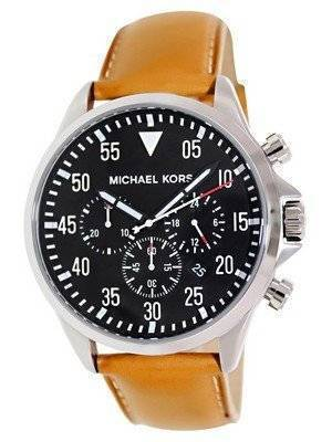 Michael Kors Black Chronograph MK8333 Men's Watch