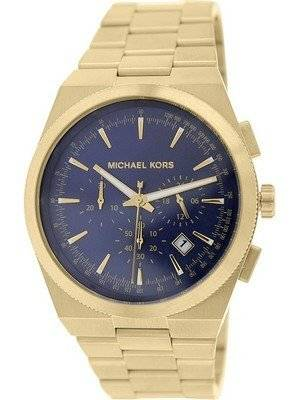 Michael Kors Brooks Chronograph Blue Dial MK8338 Men's Watch