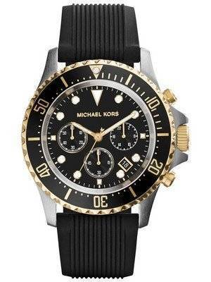 Michael Kors Everest Chronograph Black Dial MK8366 Men's Watch