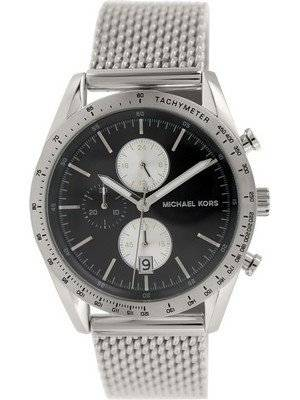 Michael Kors Accelerator Chronograph Black Dial MK8387 Men's Watch