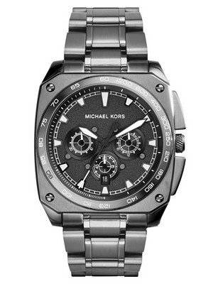 Michael Kors Grandstand Chronograph Black Dial MK8392 Men's Watch