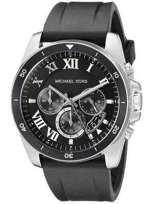 Michael Kors Brecken Black Dial Chronograph MK8435 Men's Watch