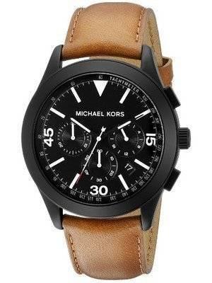 Michael Kors Gareth Black Dial Chronograph MK8450 Men's Watch