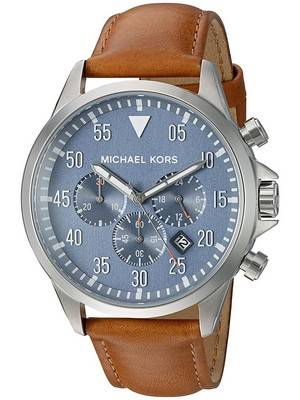 Michael Kors Gage Chronograph Quartz MK8490 Men's Watch