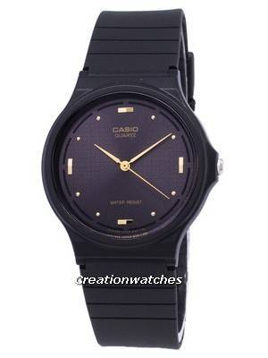 Casio Quartz Enticer Analog Black Dial MQ-76-1ALDF MQ-76-1AL Men's Watch