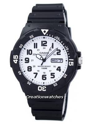 Casio Quartz Analog MRW-200H-7BV MRW200H-7BV Men's Watch