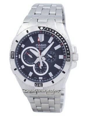 Casio Quartz MTD-1060D-1AV MTD1060D-1AV Men's Watch
