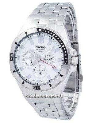 Casio Marine Sports Divers Analog Quartz MTD-1060D-7AV MTD1060D-7AV Men's Watch