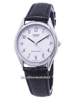 Casio Quartz White Dial MTP-1094E-7BDF MTP-1094E-7B Men's Watch
