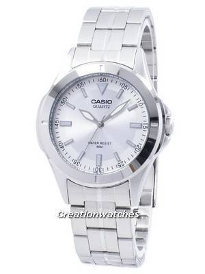Casio Enticer Analog Quartz MTP-1214A-7AV MTP1214A-7AV Men's Watch