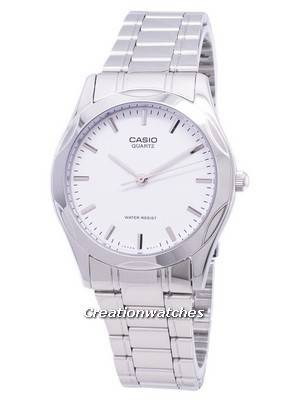 Casio Quartz Analog White Dial MTP-1275D-7ADF MTP-1275D-7A Men's Watch