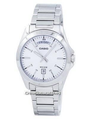 Casio Analog Quartz MTP-1370D-7A1VDF MTP1370D-7A1VDF Men's Watch