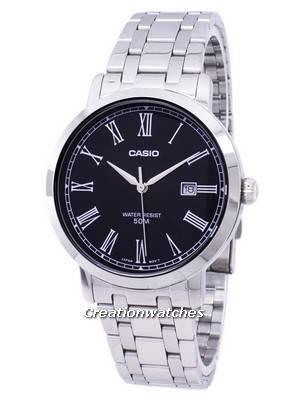 Casio Analog Quartz MTP-E149D-1BV MTPE149D-1BV Men's Watch