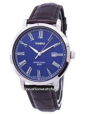 Casio Analog Quartz MTP-E149L-2BV MTPE149L-2BV Men's Watch