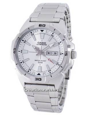 Casio Illuminator Analog Quartz MTP-E203D-7AV MTPE203D-7AV Men's Watch