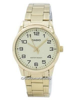 Casio Analog Quartz MTP-V001G-9B MTPV001G-9B Men's Watch