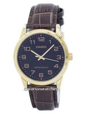 Casio Enticer Analog Quartz MTP-V001GL-1BUDF MTPV001GL-1BUDF Men's Watch