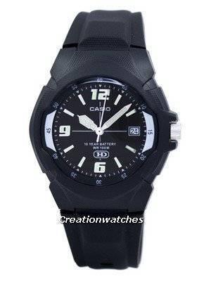 Casio Enticer Analog MW-600F-1AVDF MW-600F-1AV Men's Watch