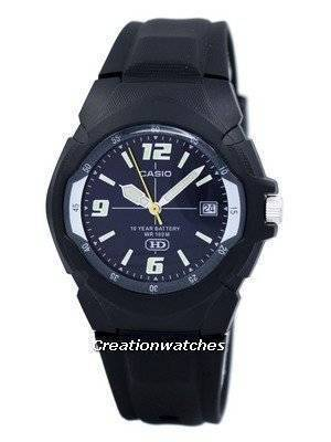 Casio Enticer Analog MW-600F-2AVDF MW-600F-2AV Men's Watch