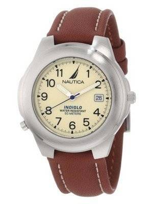 Nautica Indiglo N07501 Men's Watch
