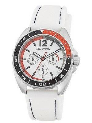 Nautica Sport Ring Multifunction N09907G White Box Set Watch