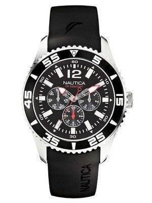 Nautica Multifunction N11086G Men's Watch