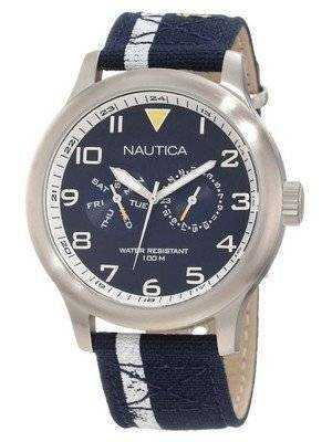 Nautica BFD 103 Classic Analog N13607G Men's Watch