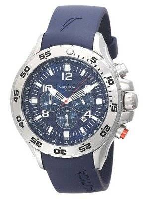 Nautica Blue NST Chronograph N14555G Men's Watch