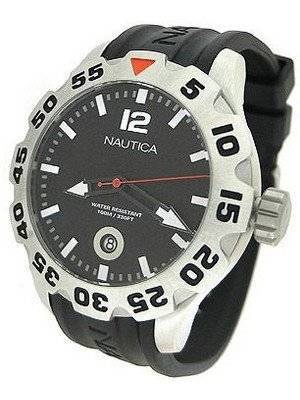 Nautica Diver's BFD 100 Date N14600G Mens Watch