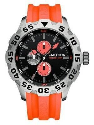 Nautica BFD 100 Multifunction N15565G Men's Watch