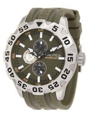 Nautica BFD 100 Multifunction N15608G Men's Watch