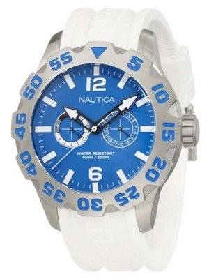 Nautica BFD 100 Blue Dial N16612G Men's Watch