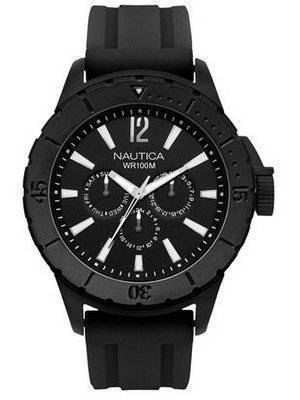 Nautica Men's N17594G NSR 05 Sporty Resin Watch