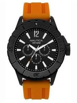 Nautica Men's N17595G NSR 05 Sporty Resin Watch