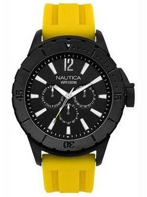 Nautica Men's N17596G NSR 05 Sporty Resin Watch