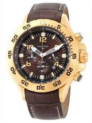 Nautica NST Chronograph N18522G Mens Watch