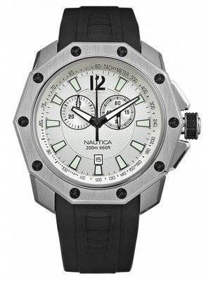 Nautica NVL100 Chronograph Decagon Case N24515G Men's Watch
