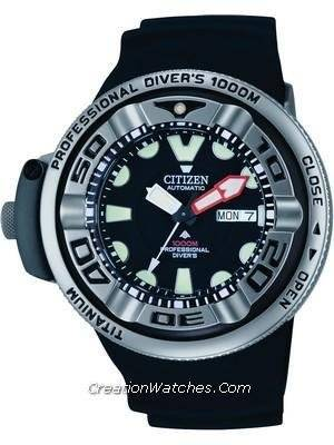 Citizen Diver Promaster AutoZilla NH6930-09FB NH6930 Sea Professional 1000m Watch