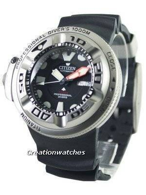 Citizen Automatic Professional Divers NH6934-08F